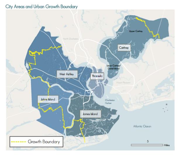 Daniels Island Charleston Sc: The Gentrification Of The Urban Fringe In Charleston